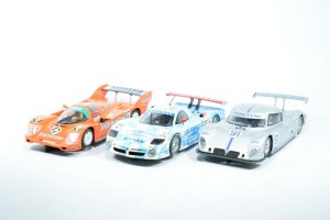 Kit Autorama Sideways Slot Cars 4 Carrinhos