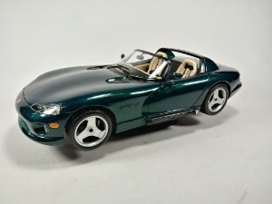Miniatura Dodge Viper Rt/10