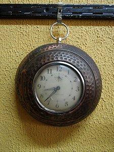 Antigo Relógio De Parede Westclox,