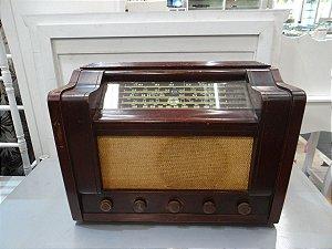 Antigo Rádio Westinghouse Valvulado