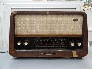 Antigo Rádio Rca Victor, Valvulado Em Madeira