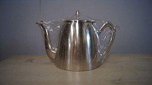 Antigo Bule Wolff Banhado A Prata 90 Café Chá