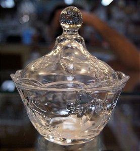 Potiche de Cristal Bohemio