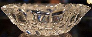 Cinzeiro De Cristal 13 cm diâmetro