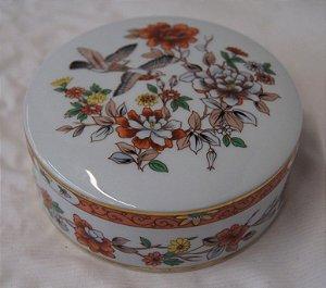 Porta objetos em porcelana vista alegre Portugal