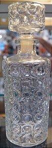 Licoreira de Cristal Com Tampa NIASI