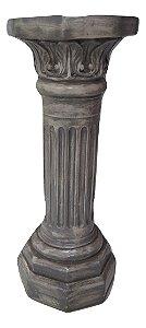coluna grega de gesso para decoração 61cm