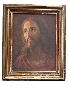 Quadro de Cristo Por Vicente Caruso