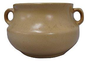 Cumbuca de cerâmica argila
