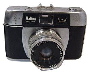 Câmera Analógica Halina Paulette (Apenas Decoração)