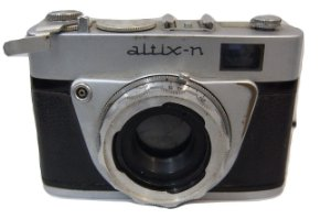 Câmera Analógica ALTIX -N