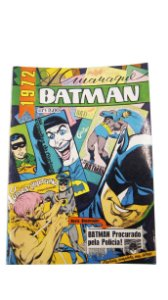 Almanaque do Batman 1972