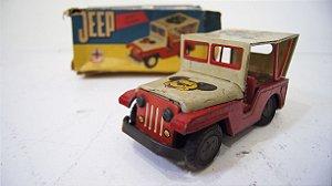 Brinquedo Da Estrela Jeep Mickey Vai Longe Déc 60