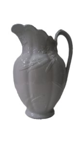Jarra Para Aguá Em Porcelana J.&.G Meakin Hanley England