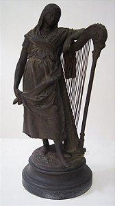 Escultura Obra de Arte Auguste Moreau (1855-1919)