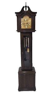 Relógio De Chão Carrilhão Com Pendulo Marca Silco