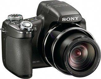 Sony DSC-HX1 9.1Mega P. zoom20x HD1080p Completa