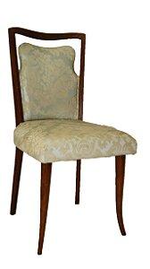 Conjunto 6 Cadeiras Pé Palito Déc. 60