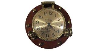Relógio Escotilha de Navio Original