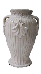 Vaso Retrô de Porcelana Italiana Collezione