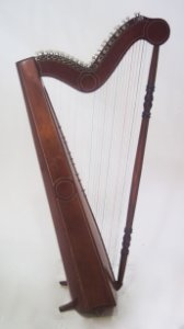Harpa Paraguaia Com 36 Cordas