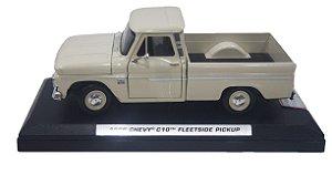 Miniatura Chevy c10 Fleetside Pickup 1966