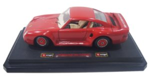 Miniatura Porsche 959 Turbo 1986