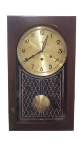 Relógio De Parede Silco Carrilhão Madeira