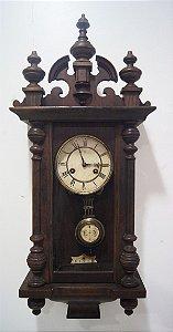 Relógio De Parede Junghans Alemão Floresta Negra
