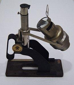 Microscópio Monocular Ernst Leitz Wertheim