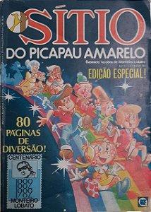 Gibi Sitio Do Picapau Amarelo Edição Especial Nº9