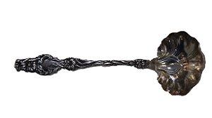 Concha Art Nouveau Banho de Prata
