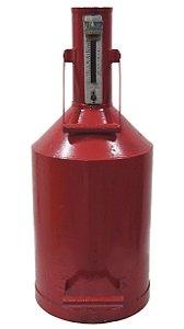 Aferidor de Combustível Vermelho