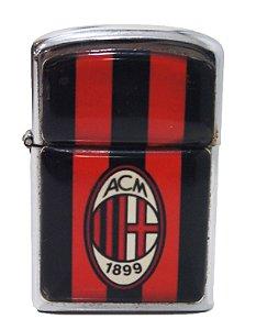 Isqueiro Hatchet à Óleo AC Milan