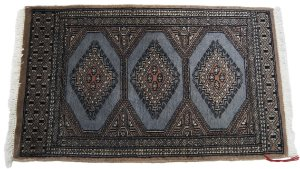 Tapete Persa Azul de Apoio 48cm x 80cm