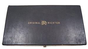 Conjunto de Compassos Richter C/ Hard Case 17pçs