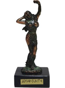 Estatueta Bronze Deuses Grego por Marinakis Bros Afrodite