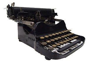Máquina Datilografia Corona Dobrável