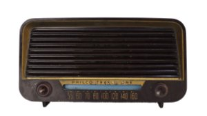 Rádio Philco Transitone Decorativo