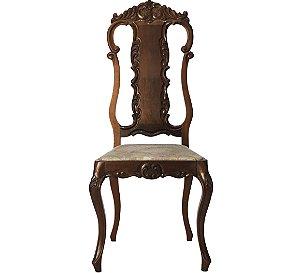 Conjunto 4 Cadeiras Chipandelle em Imbuia
