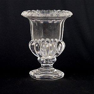 Vaso Em Cristal Para Flores 15cm