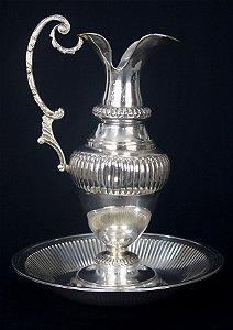Gomil Em Prata 90 Art Nouveau Década 20