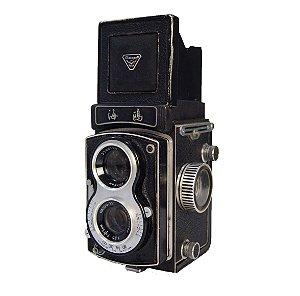 Máquina Fotográfica Seagull Com Case Original