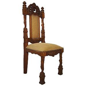 Conjunto 6 Cadeiras Para Mesa De Jantar Em Cerejeira