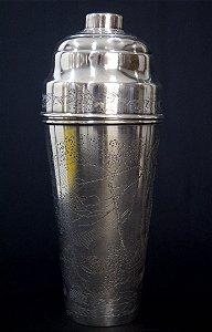 Coqueteleira Em Banho de Prata Eberle Gaucha
