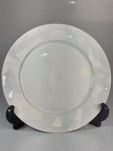Prato de Sobremesa em Porcelana Germer Bricolado