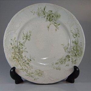 Prato em Porcelana Doulton Burselem Decorado