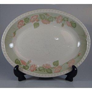 Travessa em Porcelana Oxford Floral