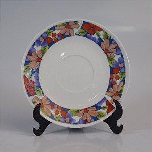 Pires em Porcelana Fine Porcelain Floral
