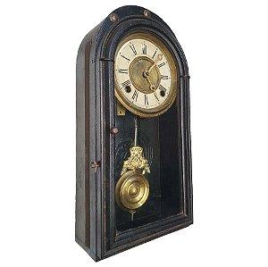 Relógio De Parede Americano Ansonia Clock Company